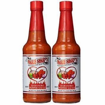 Marie Sharp's Hot Sauce (Pack of 2)