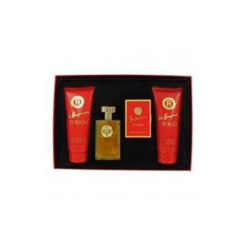 Touch Gift Set - EDT Spray 3.4 oz.+ Body Lotion 6.7 oz+ Shower Gel 6.7 oz.