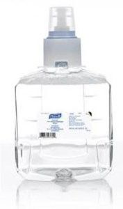 Purell Advanced Hand Sanitizer 1200 mL Alcohol (Ethyl) Foaming Dispenser Refill Bottle, Case of 2, 10 Pack (20 Total)