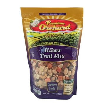 Mixed Nuts Inc HIKERS TRAIL MIX 12oz