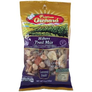 Mixed Nuts Inc HIKERS TRAIL MIX 5oz