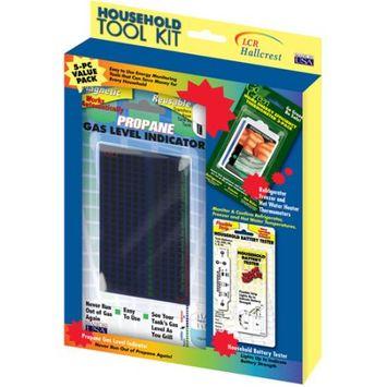Quest Hallcrest PHT901-01 Hallcrest Household Tool Kit
