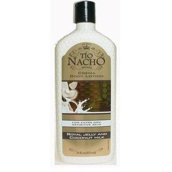 Tio Nacho Lotion - Royal Jelly for Extra Dry Skin Locion Para Piel Extra Reseca