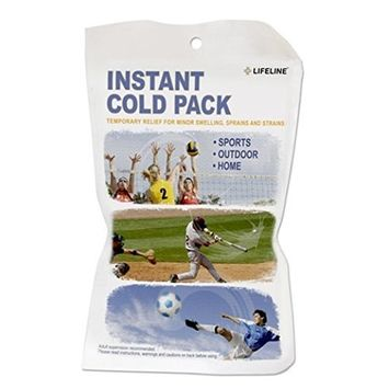Lifeline E Instant Cold Pack 6-Inch x 9.25-Inch