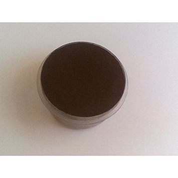 Gray Root Cover Up Powder (Black). All Natural Herbal Formua 3 oz.