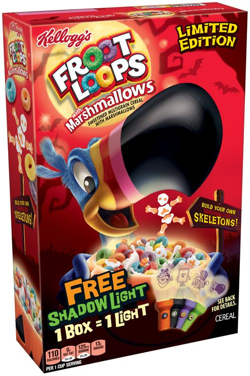Kellogg's® Froot Loops® with Marshmallows Cereal