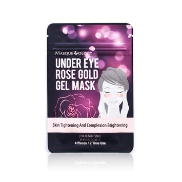 Masqueology Under Eye Rose Gold Gel Mask