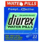 Diurex Water Pills, 22 ct