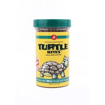 HBH Pisces Pros Aquatic Turtle Bites Food (Original Small Pellet)
