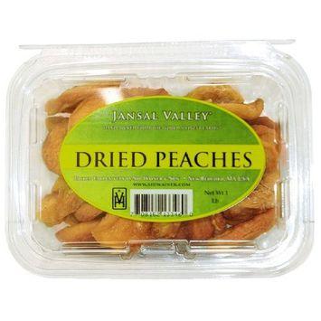 Jansal Valley Dried Peaches, 1 Pound
