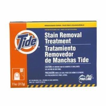 Proctor & Gamble Tide Pro Line Stain Remover Powder Cleaner White, 7.2 oz., Powder | 14/Case