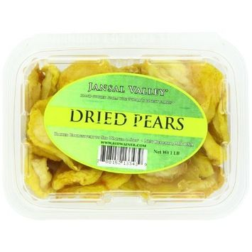 Jansal Valley Dried Pears, 1 Pound