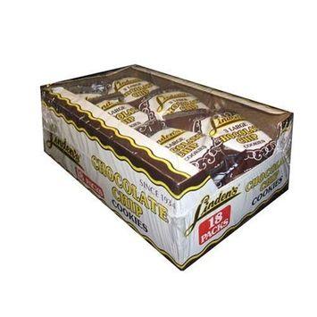 Linden's Chocolate Chip Cookies, 3 Cookies Per Pack (18-1.75oz. Packs Per Box)