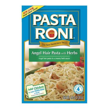 Pasta Roni Angel Hair Pasta with Herbs