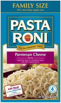 Pasta Roni Parmesan Cheese Flavor Pasta