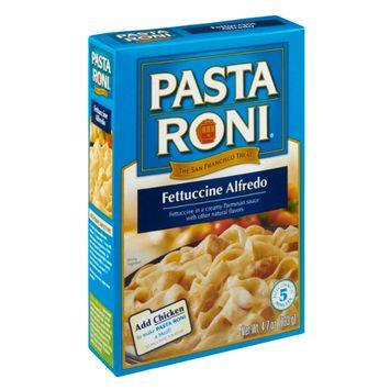 Pasta Roni Fettuccine Alfredo