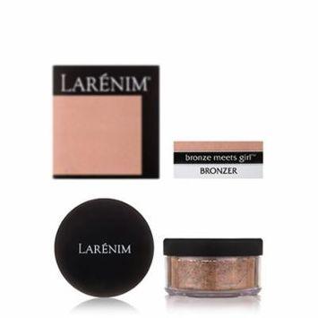 Bronzer Powder - Bronze Meets Girl - 5 Grams by Larenim Mineral