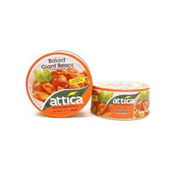 Attica Greek Baked Giant Beans in Tomato Sauce - 10oz