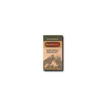 MarketSpice Tea Bag, Northwest Breakfast, 24 Count
