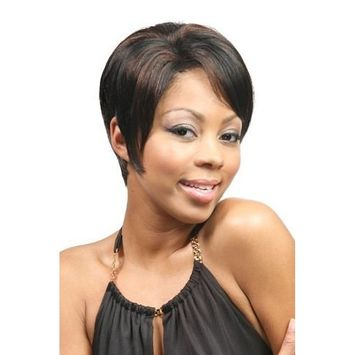 Motown Tress Synthetic Lace Front Wig Jojo (Color 4)