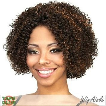 Motown Tress (LFE-Dream) - Synthetic Lace Front Wig in 1
