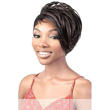 Motown Tress (Ellie) - Synthetic Full Wig in F1B_30