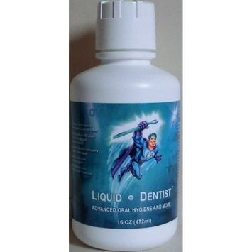Liquid Dentist - Stop Tooth Decay & Gum Disease