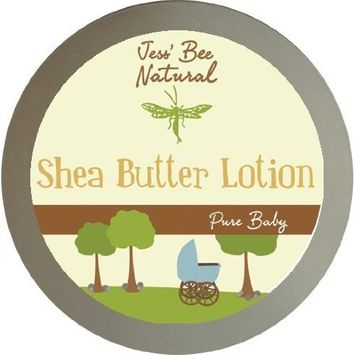 Bee Natural Pure Baby Shea Butter Lotion