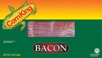Corn King® Regular Sliced Bacon
