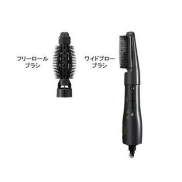 Panasonic KURUKURU Curling Hair Dryer EH-KA60-K Black | AC100-120V/200-240V (Japan Model)