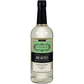 Powell & Mahoney Limited Mojito Cocktail Mixer, 25.36 fl oz, (Pack of, 6)