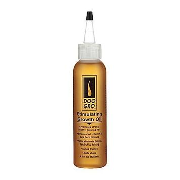 Doo Gro Stimulating Growth Oil, 4.5 Ounce (Pack of 2)