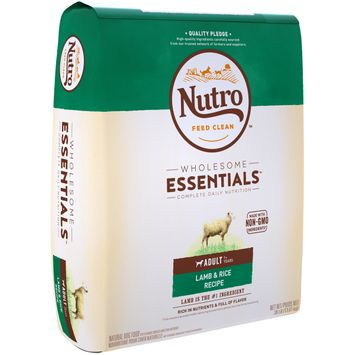 Nutro™ Wholesome Essentials™ Adult Lamb & Rice Recipe Dog Food