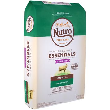 Nutro™ Wholesome Essentials™ Small Bites Adult Lamb & Rice Recipe Dog Food