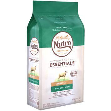 Nutro™ Wholesome Essentials™ Puppy Lamb & Rice Recipe Dog Food