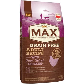 Nutro™ Max™ Grain Free Adult Recipe With Farm-raised Chicken Dog Food