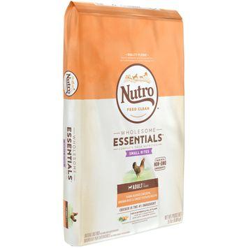 Nutro™ Wholesome Essentials™ Small Bites Farm-raised Chicken, Brown Rice & Sweet Potato Recipe Adult Dog Food