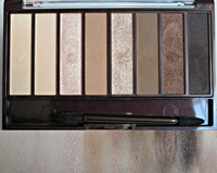 COVERGIRL TruNaked Eye Shadow Palette uploaded by Emily L.