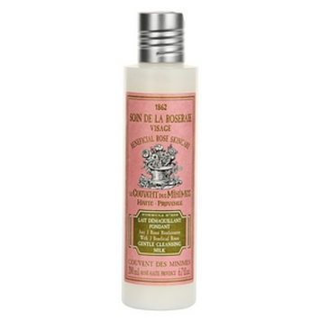 Le Couvent des Minimes Gentle Cleansing Milk with 3 Beneficial Roses