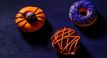 Is It Just Us Or Does Dunkin' Donuts Have the Cutest Halloween Treats?