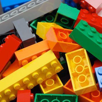 DIY: Lego Toddler Costume