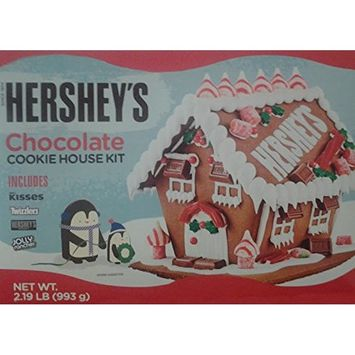 Hershey's Chocolate Cookie House Kit