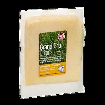 Roth Grand Cru Original Gruyere Cheese