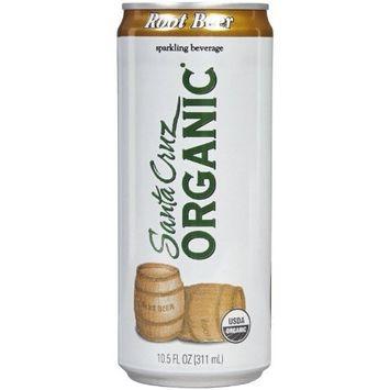 Santa Cruz Organics Santa Cruz Organic Root Beer Sparkling Beverage (6x4 Pack)