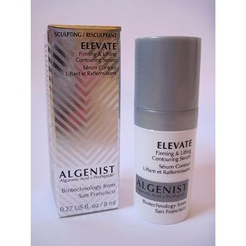 Algenist ELEVATE Firming & Lifting Contouring Serum .27 oz Small Travel Size