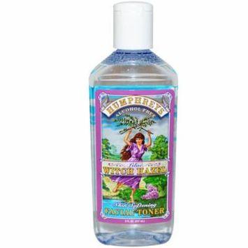 Humphrey's, Skin Softening Facial Toner, Lilac Witch Hazel, Alcohol Free, 8 fl oz(pack of 6)