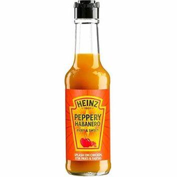 Heinz® Peppery Habanero Fiery & Sweet Sauce