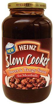 Heinz® Sweet & Tangy Slow Cooker Sauce
