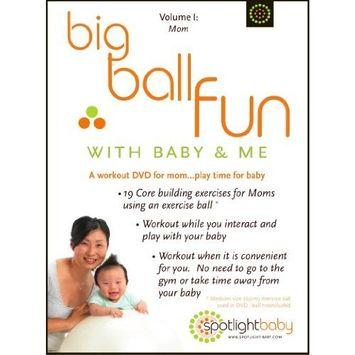 spotlightbaby Big Ball Fun with Baby and Me DVD