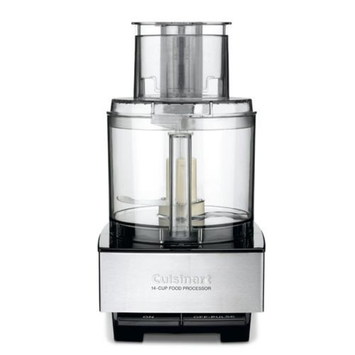 Cuisinart DFP-14BCN 14-Cup Food Processor, Brushed Stainless Steel with Not Your